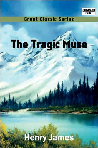 Large book cover: The Tragic Muse