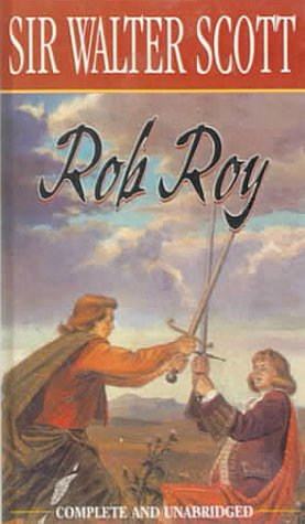 Large book cover: Rob Roy