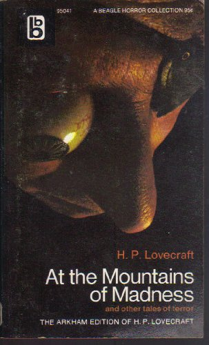 Large book cover: At the Mountains of Madness