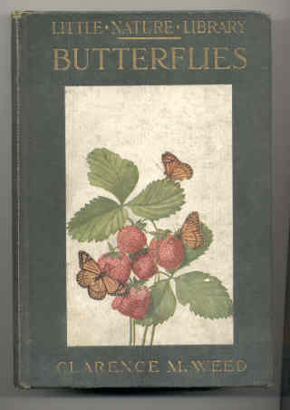 Large book cover: Butterflies Worth Knowing