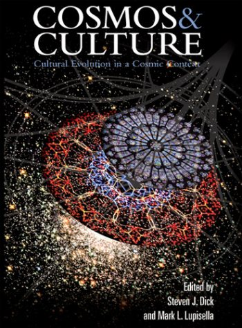 Large book cover: Cosmos and Culture: Cultural Evolution in a Cosmic Context