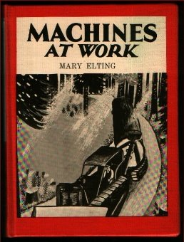 Large book cover: Machines at Work