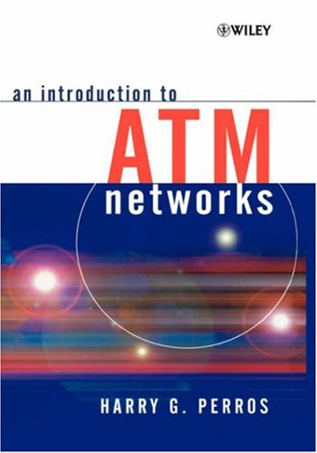 Large book cover: An Introduction to ATM Networks