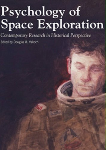 Large book cover: Psychology of Space Exploration