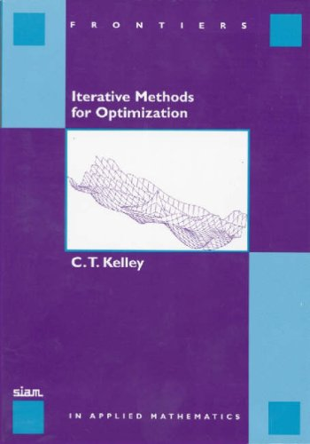Large book cover: Iterative Methods for Optimization