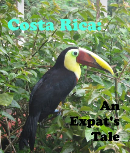 Large book cover: Costa Rica: An Expat's Tale