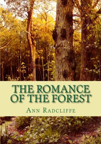 Large book cover: The Romance of the Forest