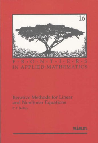 Large book cover: Iterative Methods for Linear and Nonlinear Equations