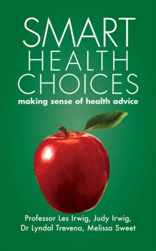 Large book cover: Smart Health Choices