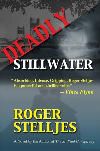 Large book cover: Deadly Stillwater