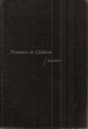 Large book cover: Fractures In Children