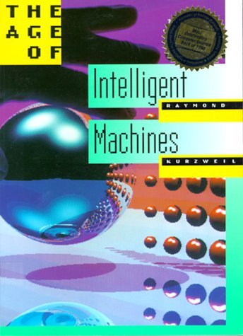Large book cover: The Age of Intelligent Machines