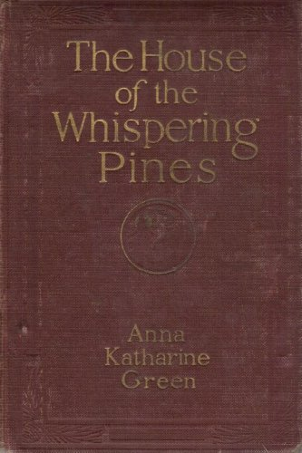 Large book cover: The House of the Whispering Pines
