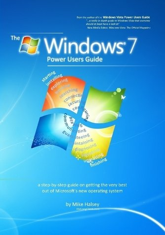 Large book cover: The Windows 7 Power Users Guide