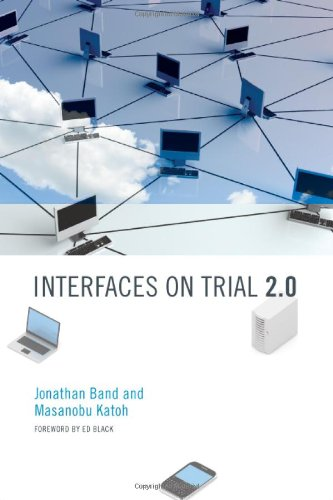 Large book cover: Interfaces on Trial 2.0