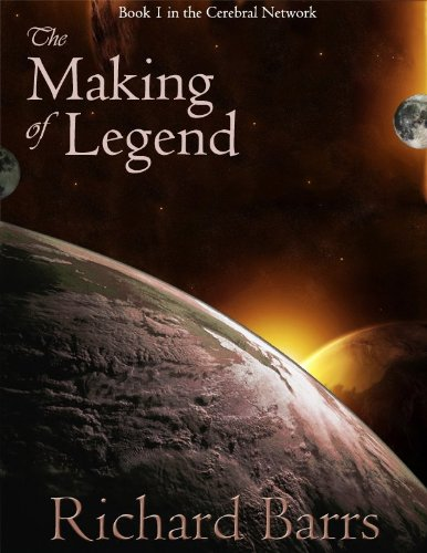 Large book cover: The Making of Legend