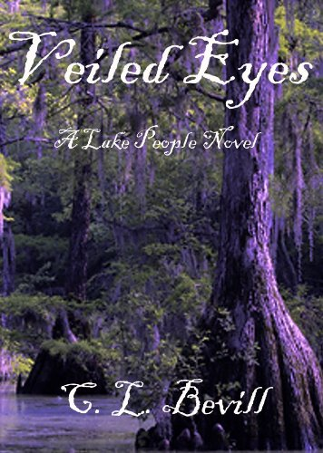 Large book cover: Veiled Eyes