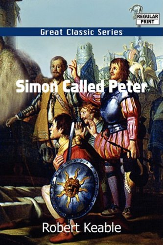 Large book cover: Simon Called Peter