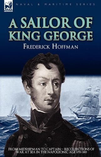 Large book cover: A Sailor of King George