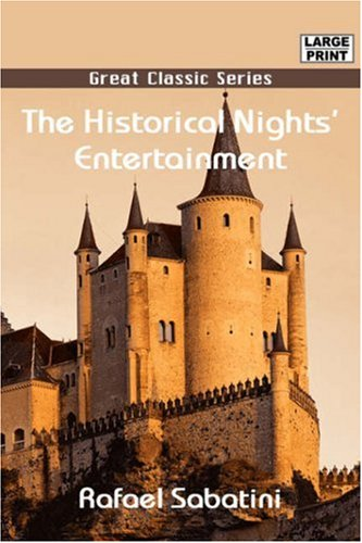 Large book cover: The Historical Nights' Entertainment