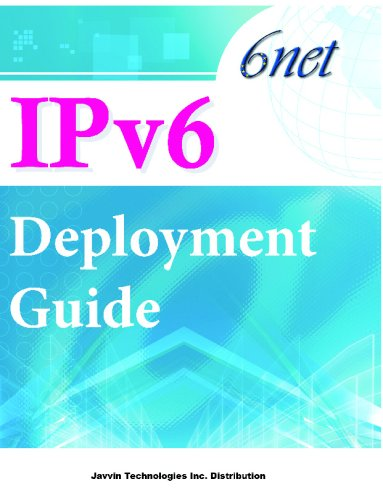 Large book cover: An IPv6 Deployment Guide