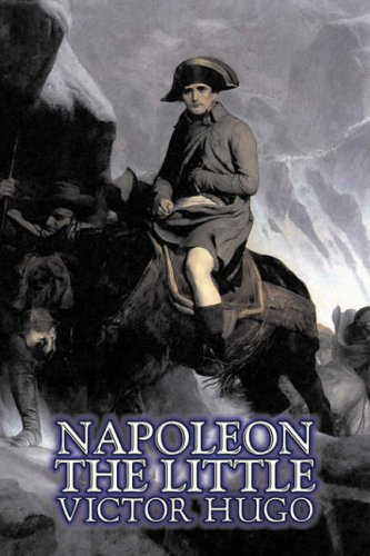 Large book cover: Napoleon the Little