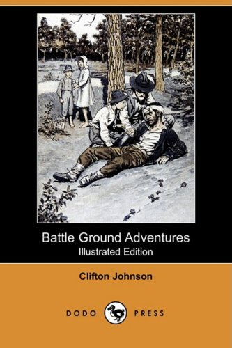 Large book cover: Battle Ground Adventures