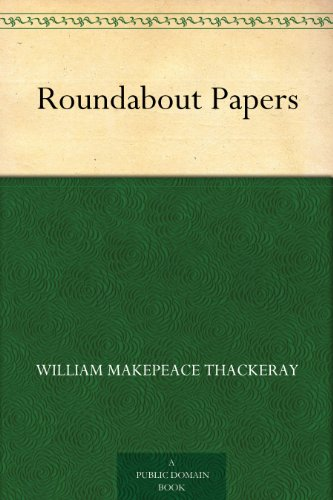 Large book cover: Roundabout Papers