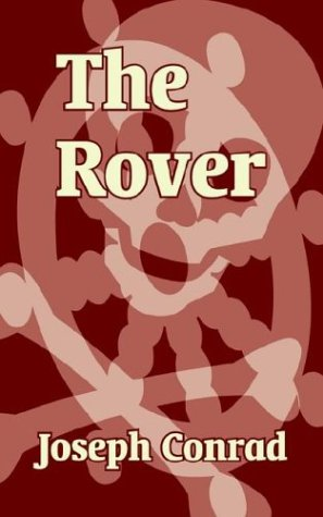 Large book cover: The Rover