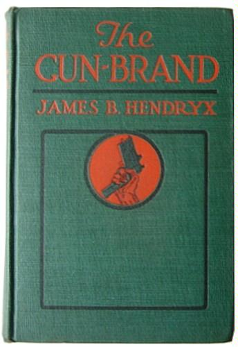 Large book cover: The Gun-Brand