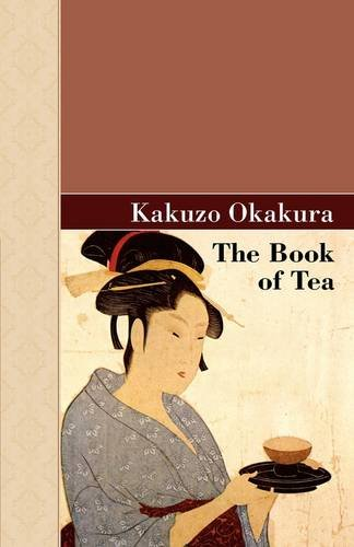 Large book cover: The Book of Tea