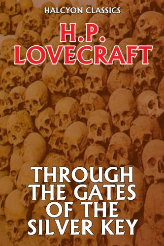 Large book cover: Through the Gates of the Silver Key