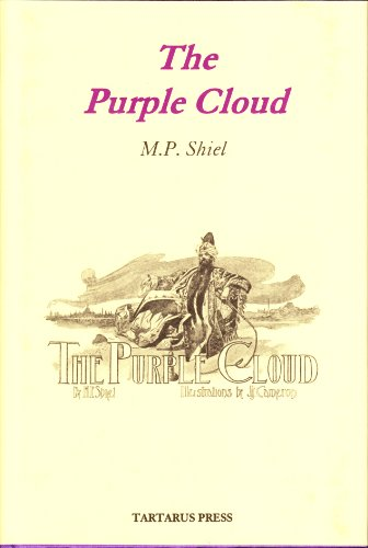Large book cover: The Purple Cloud