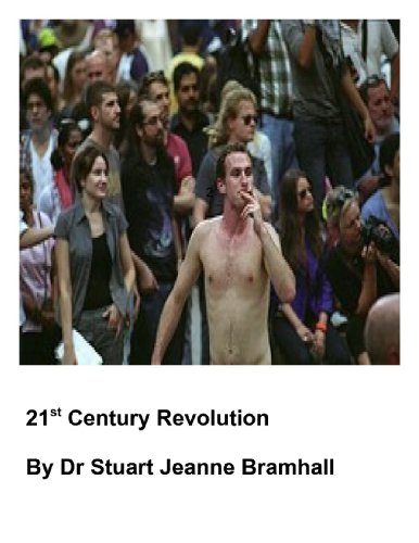 Large book cover: 21st Century Revolution
