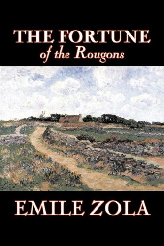 Large book cover: The Fortune of the Rougons