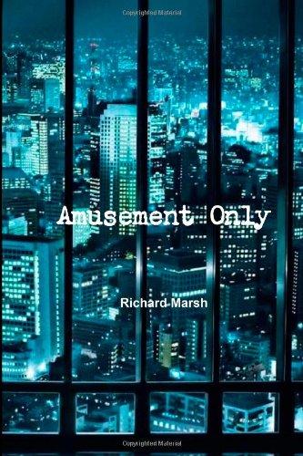 Large book cover: Amusement Only