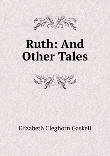 Large book cover: Ruth