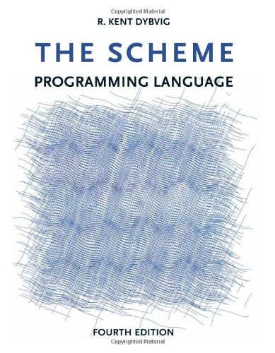 Large book cover: The Scheme Programming Language, 4th Edition