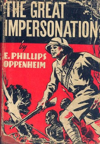 Large book cover: The Great Impersonation