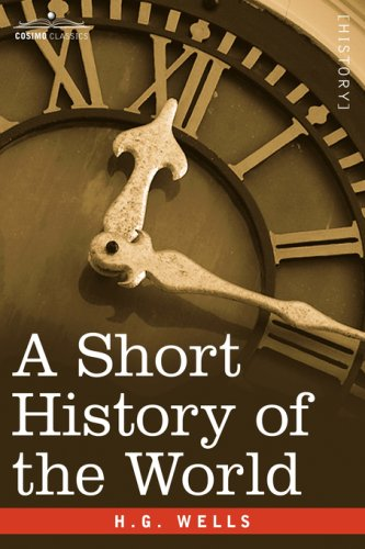 Large book cover: A Short History of the World