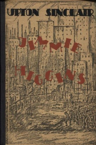 Large book cover: Jimmie Higgins