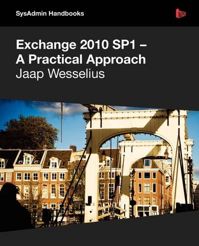 Large book cover: Exchange 2010 SP1 - A Practical Approach