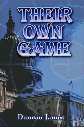 Large book cover: Their Own Game