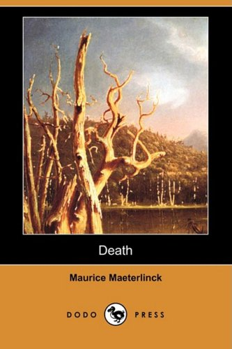 Large book cover: Death