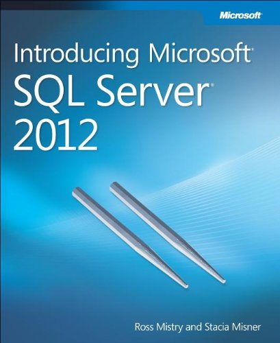 Large book cover: Introducing Microsoft SQL Server 2012
