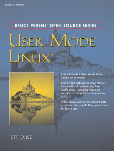 Large book cover: User Mode Linux