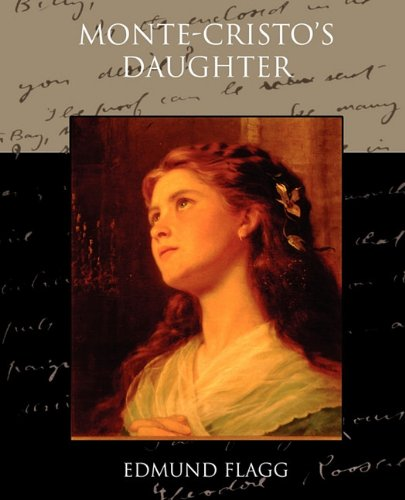 Large book cover: Monte-Cristo's Daughter
