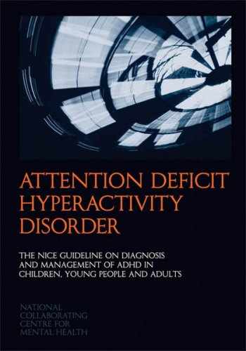 Large book cover: Attention Deficit Hyperactivity Disorder