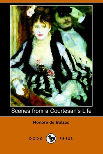 Large book cover: Scenes from a Courtesan's Life