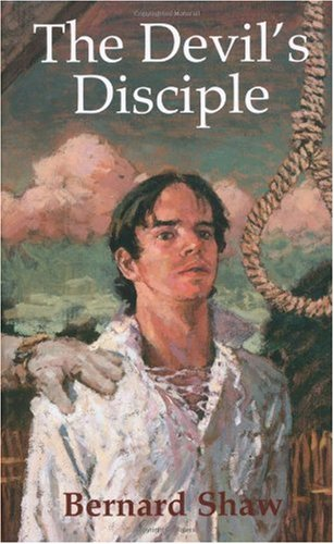 Large book cover: The Devil's Disciple